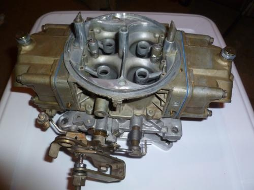 Home Porting the Holley Carb!?     | For A Bodies Only Mopar