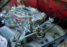 Carb problem bad hesitation edelbrock!!!!! | For A Bodies