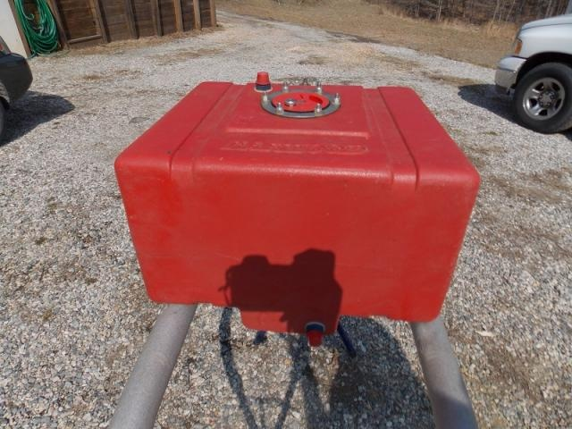 FOR SALE] - Harwood 10 gallon fuel cell with sending unit | For A