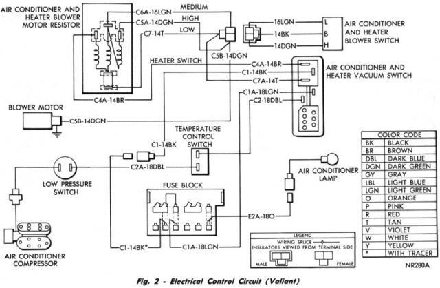 Car Heater Blower Motor Wiring Diagram