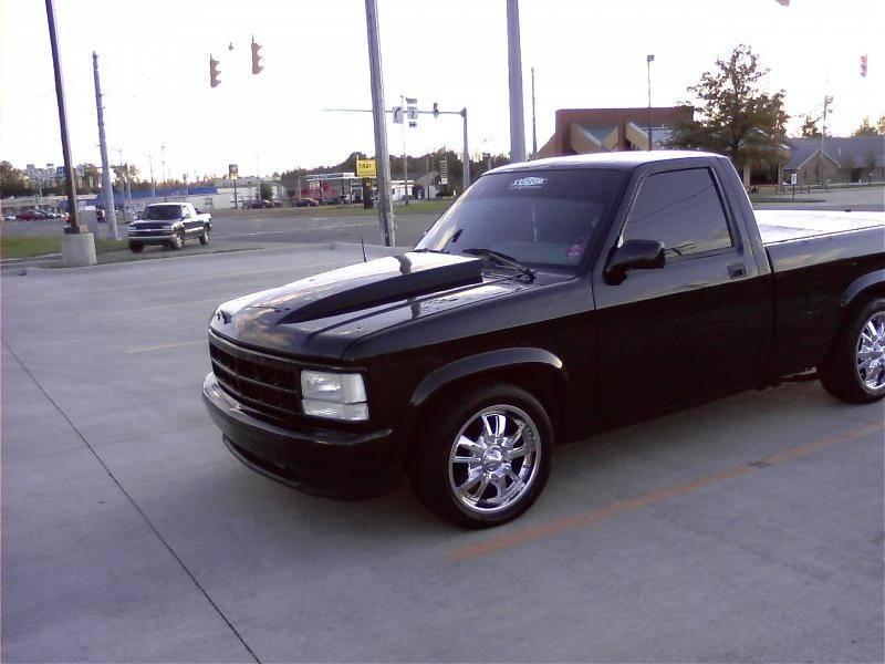 1994 Dodge Dakota Custom For A Bodies Only Mopar Forum
