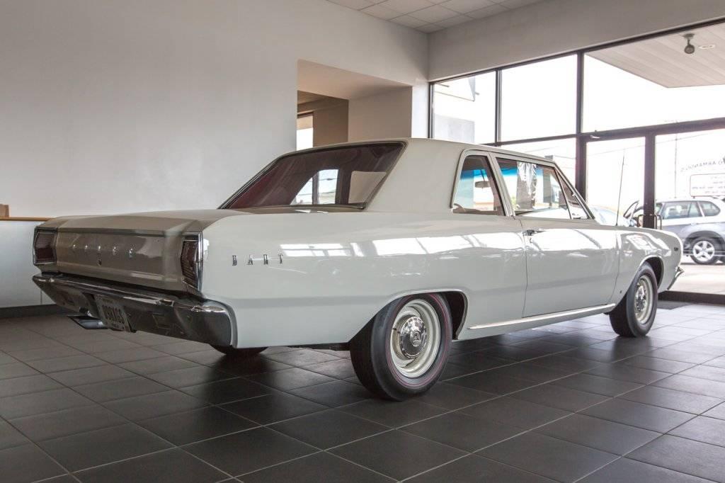 [SOLD] - 1967 Dodge Dart 2 door Sedan 273 hipo 4-speed ...