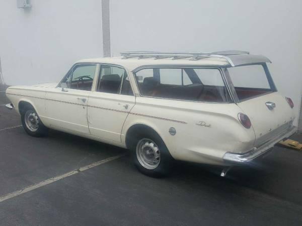 For Sale 1963 Dodge Dart Station Wagon 270 With Slant
