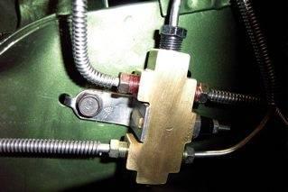 Proportioning valve hook up   For A Bodies Only Mopar Forum