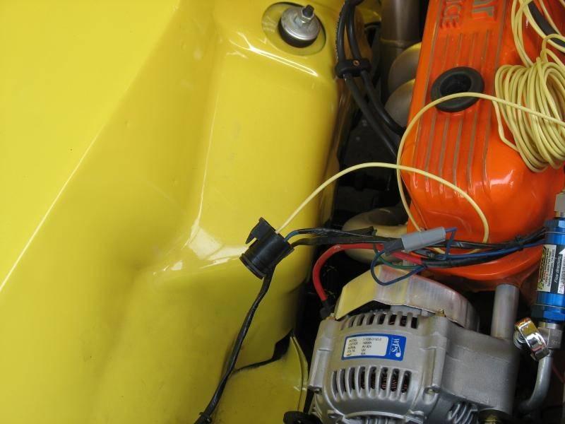 Denso Alternator Installation   For A Bodies Only Mopar Forum