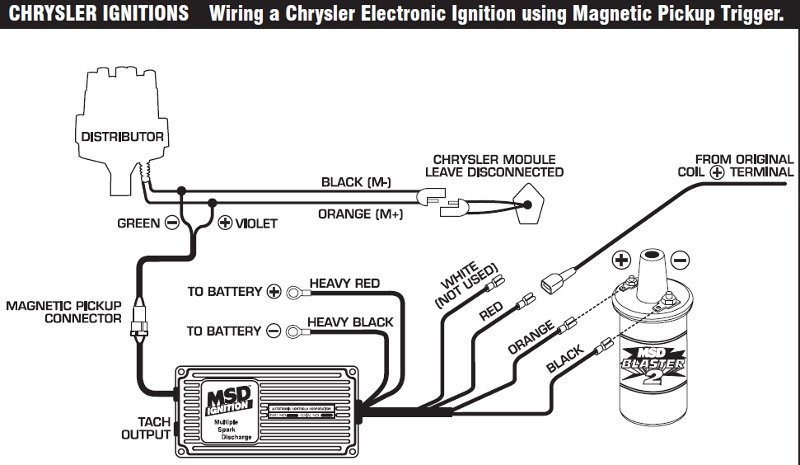 msd 6al ignition box for a bodies only mopar forum msd 6al wiring diagram mopar at couponss.co