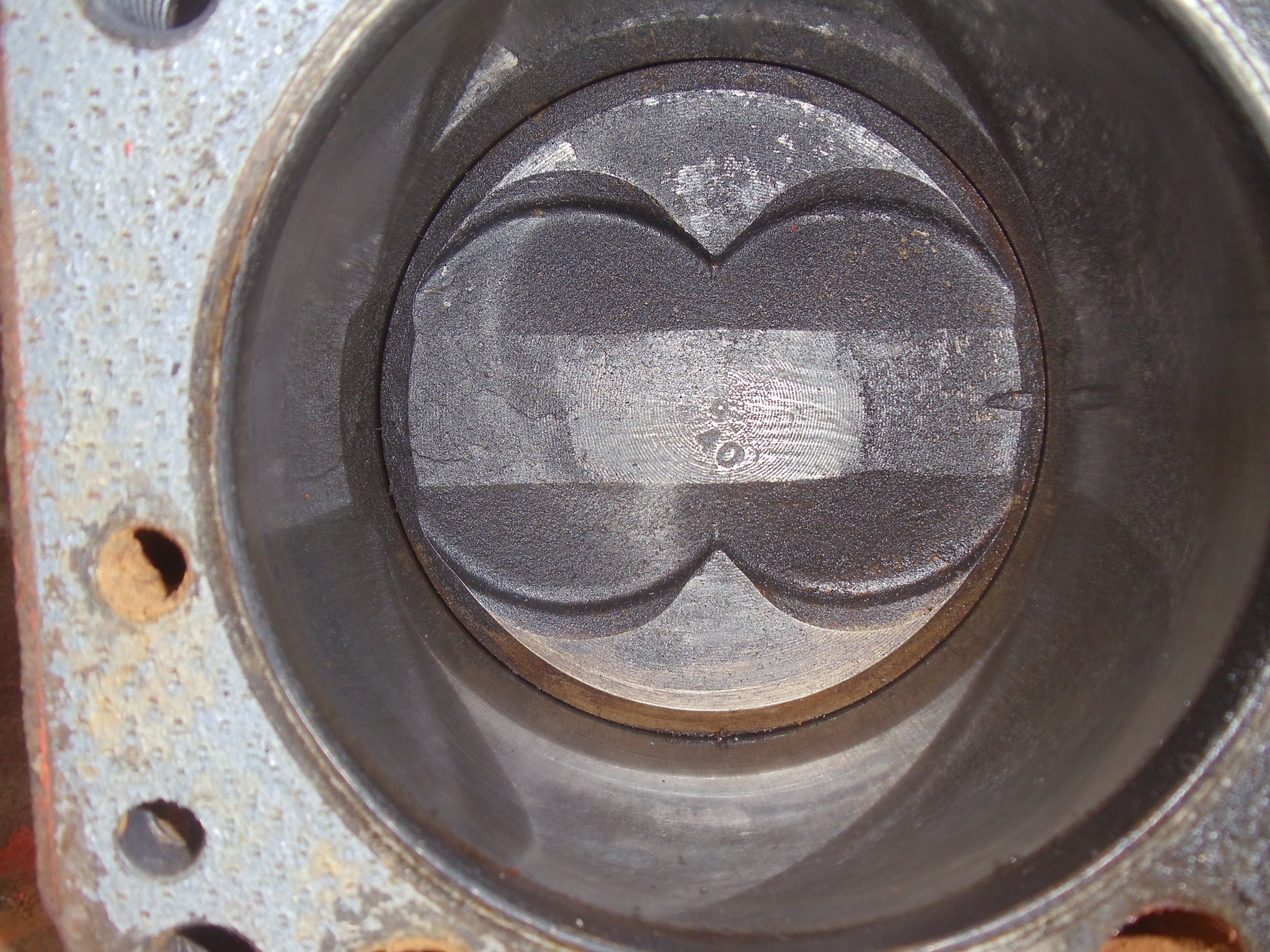 Anyone have stock or stock replacement 72-73 340 Pistons? | For A