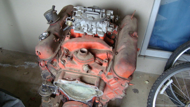 Sold 1970 340 Engine W X Heads For A Bodies Only