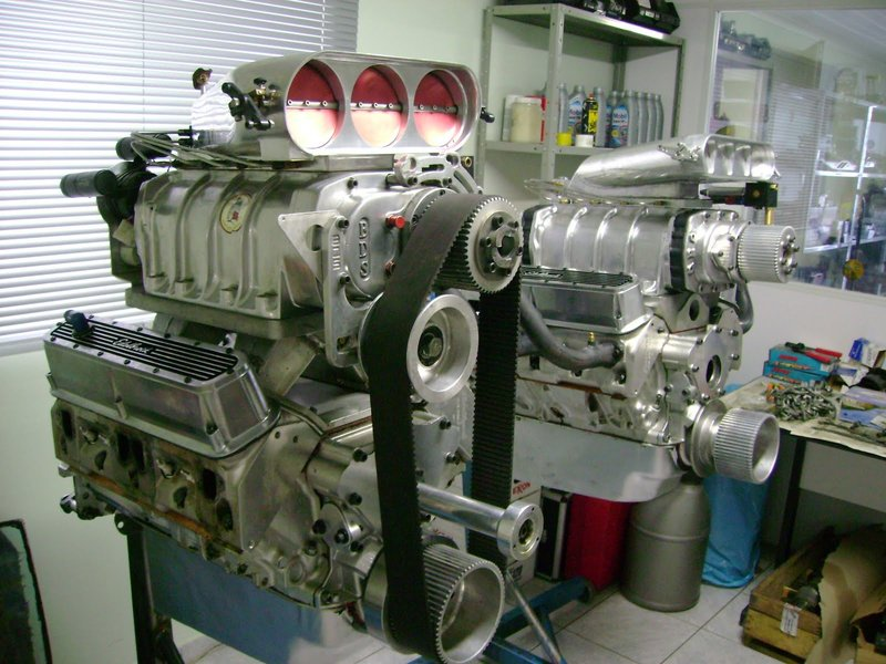 Small Block 671 Blower For A Bodies Only Mopar Forum