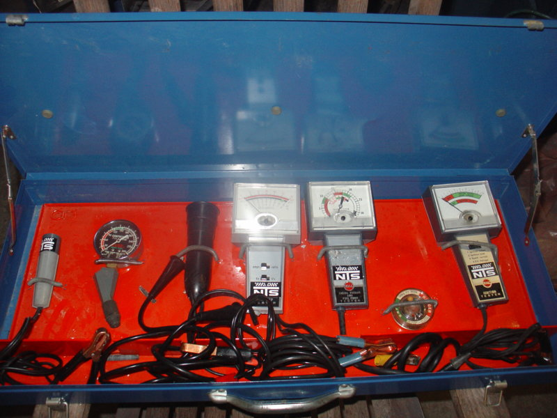 For Sale Rac Test Equipment In The Case Rare Stuff For A