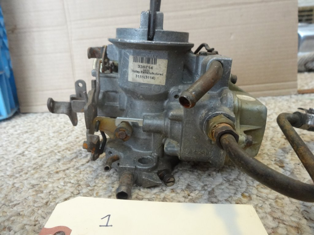 FOR SALE] - Slant 6 Holley 1920 Carb #1 | For A Bodies Only