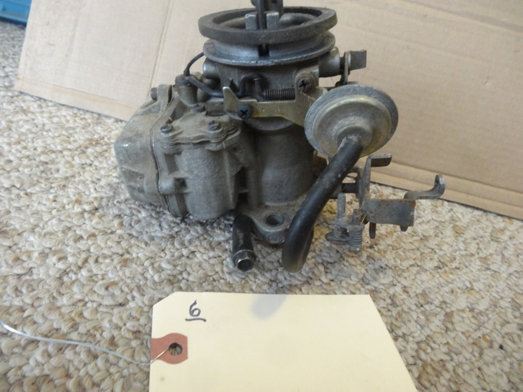 SOLD] - Slant 6 Holley 1920 Carb #6 | For A Bodies Only