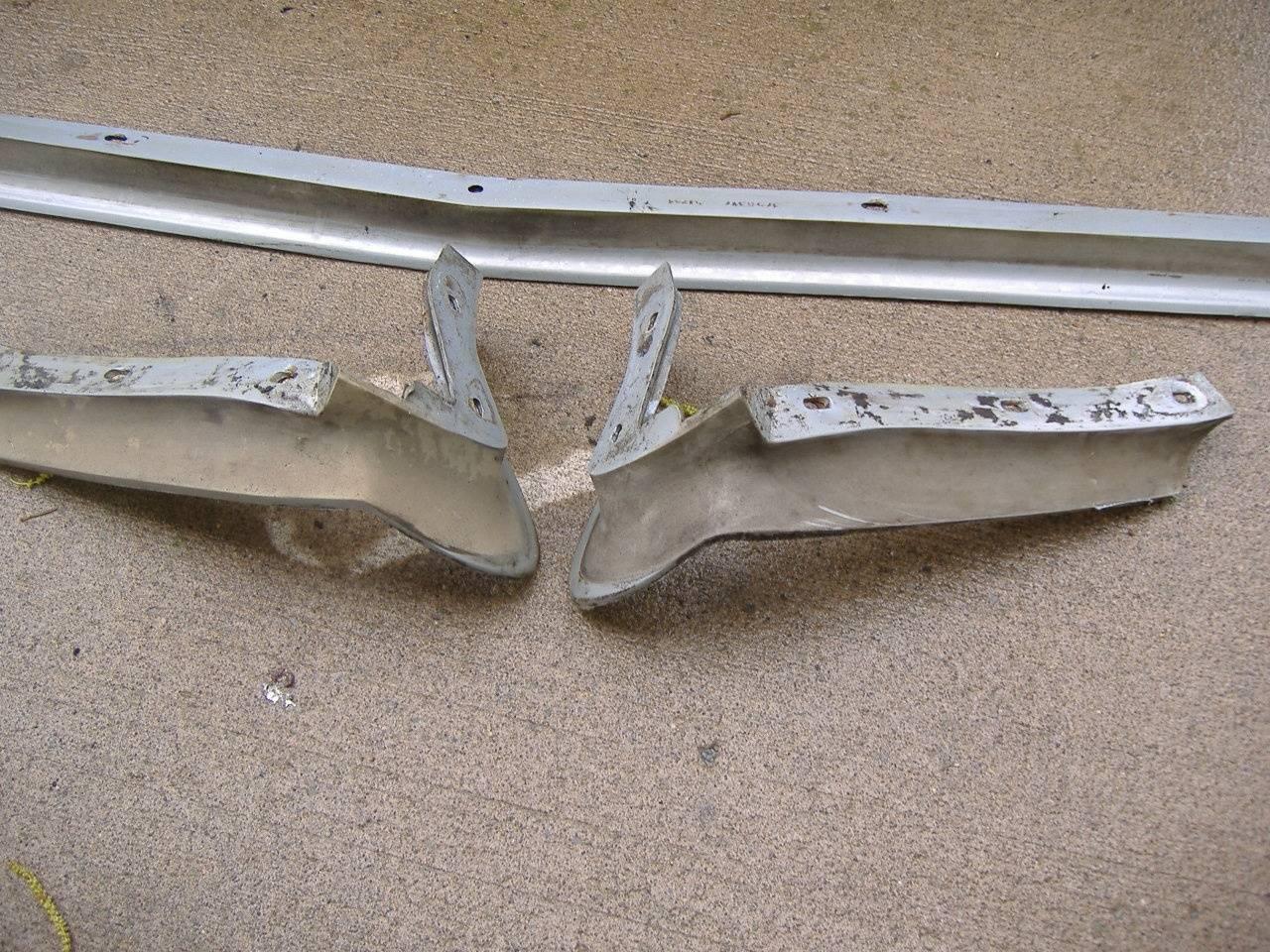 74 dart swinger rear bumper