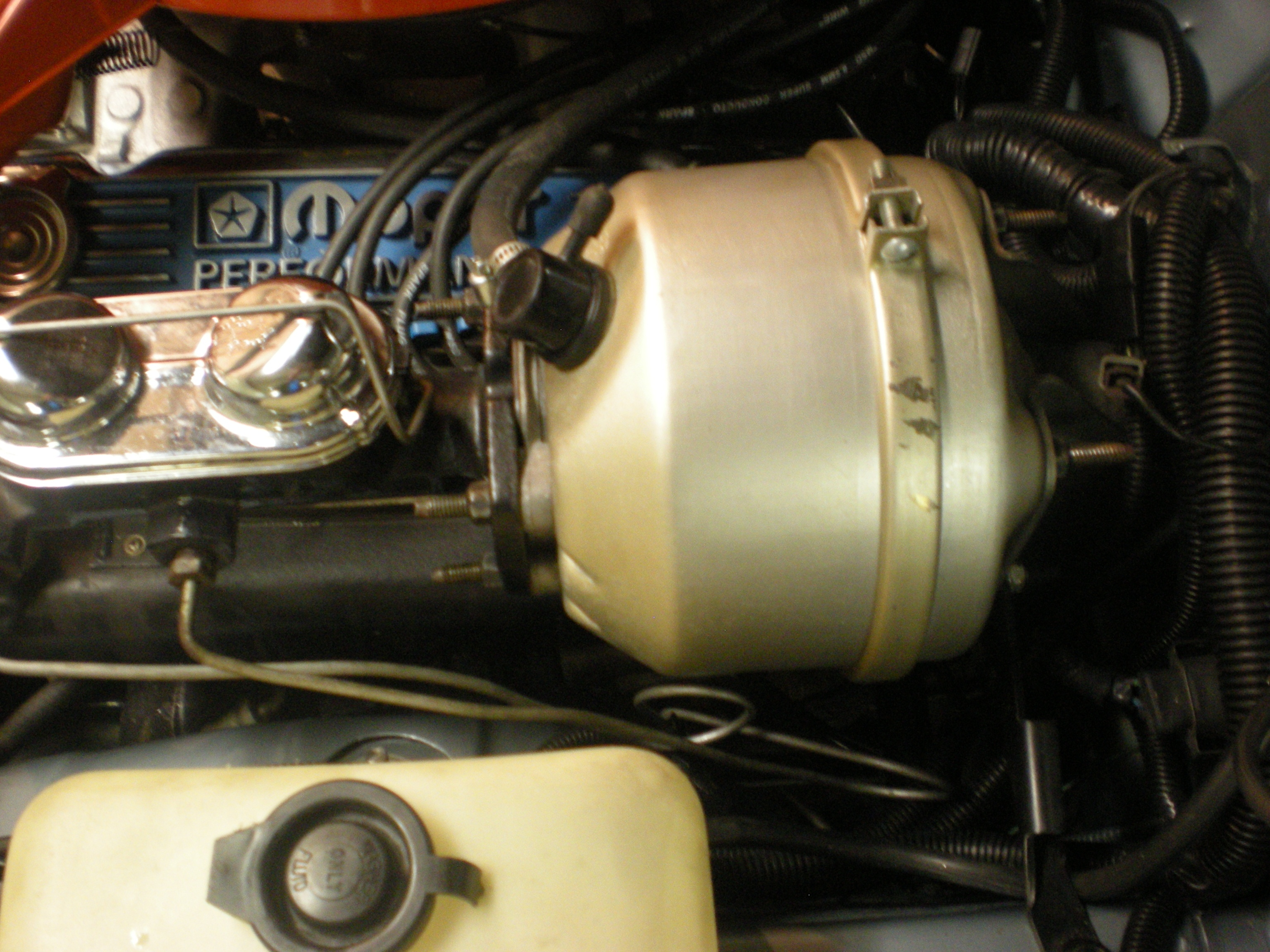 power brake booster | For A Bodies Only Mopar Forum
