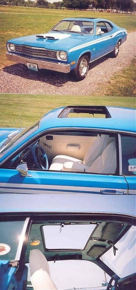 1973 duster dart sport 340 sunroof cars for a bodies only mopar forum. Black Bedroom Furniture Sets. Home Design Ideas