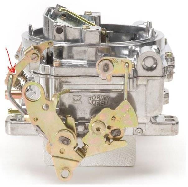 Edelbrock - Accelerator Pump Bracket.JPG