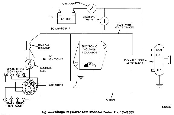 electronic ign hei ballast delete wiring? for a bodies only,Hei Coil Wiring