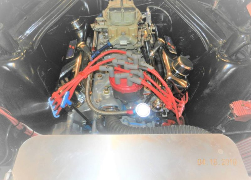 Falcon - Blueprint Motor - In Car.JPG