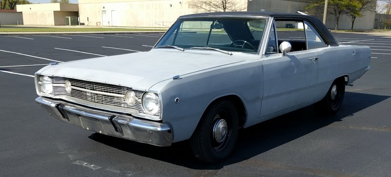 [FOR SALE] - 1968 Dodge Dart 270 | For A Bodies Only Mopar ...