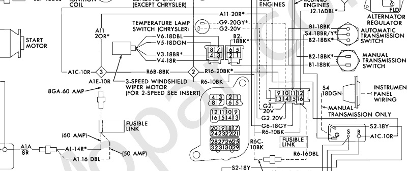 1957 Chevy Power Window Wiring Diagram For Free