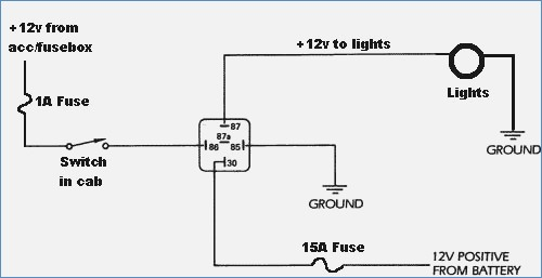 12V Relay Wiring Diagram 4 Pin from forabodiesonly.com