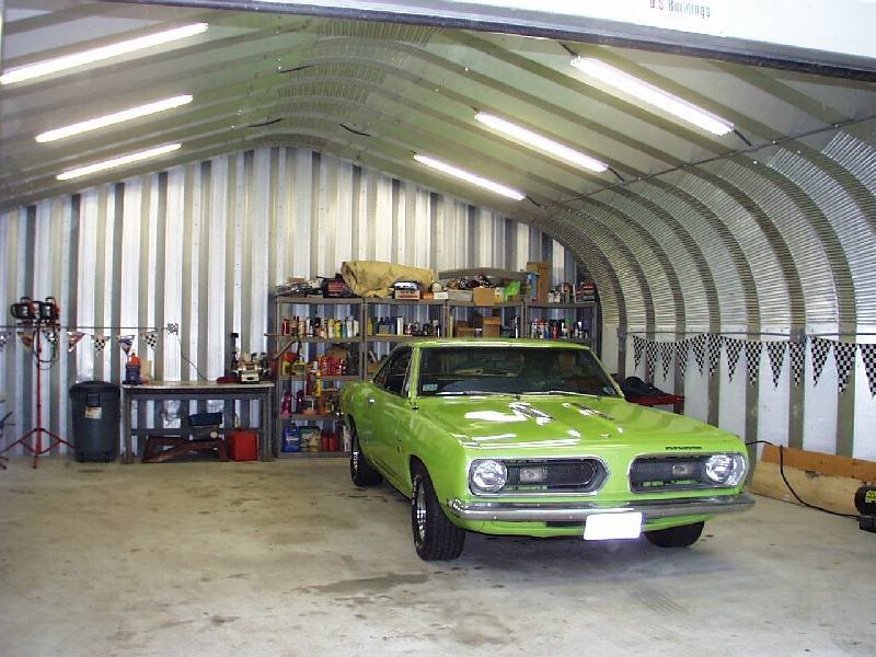Versatube Garage