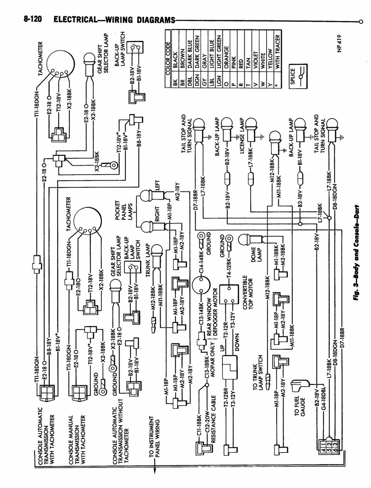 1967 dart wiring diagrams | for a bodies only mopar forum 66 mopar electric wire diagram