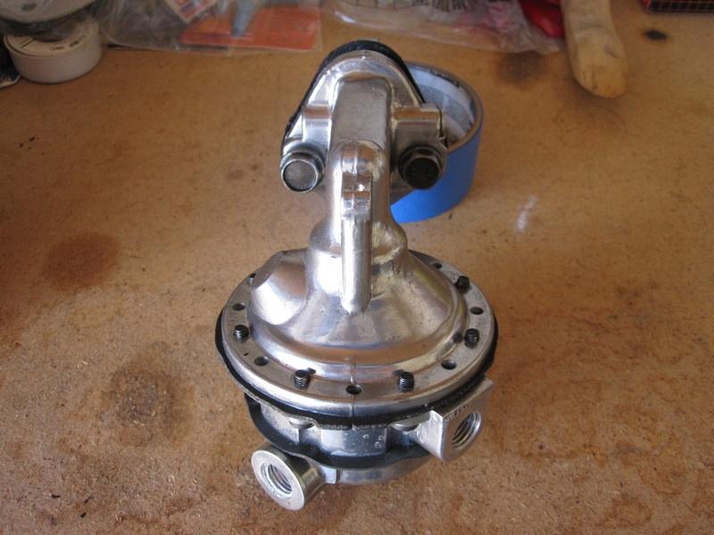 Carburetors & Parts Holley 12-360-11 Mechanical Fuel Pump