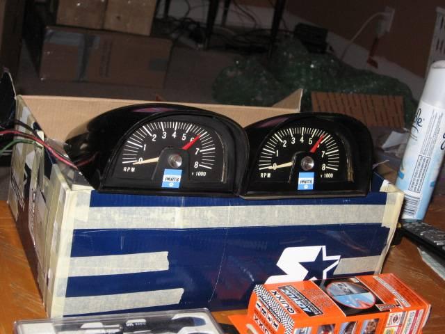 Hood tach wiring pics, Spyders wheel caps and lug nuts 007.jpg