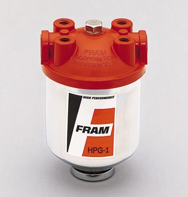 guys that run the fram hpg1 style filter for fuel ? for a bodiesFram Canister Fuel Filter #2