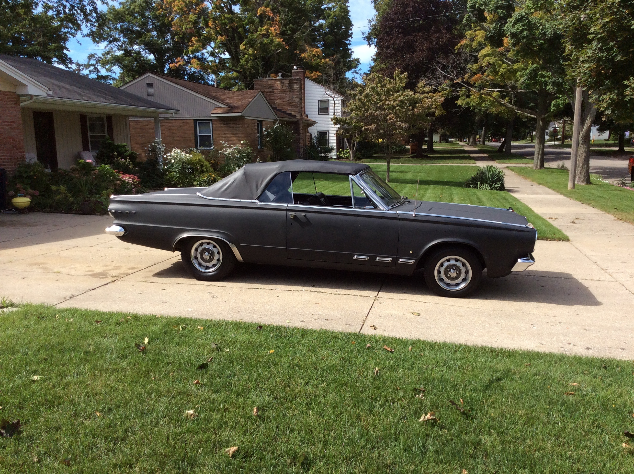 FOR SALE] - 1965 Dodge Dart GT Convertible | For A Bodies Only ...
