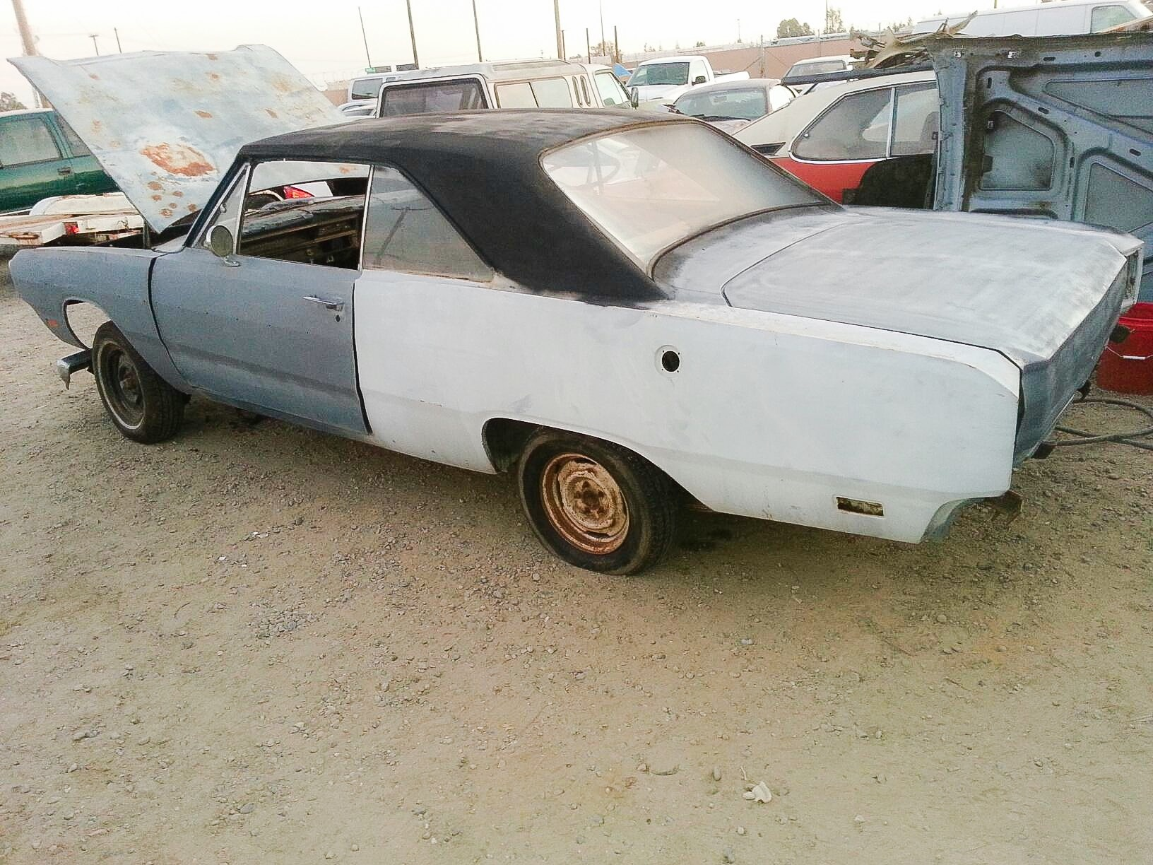 [SOLD] - 1969 Dodge Dart Project Car $1700
