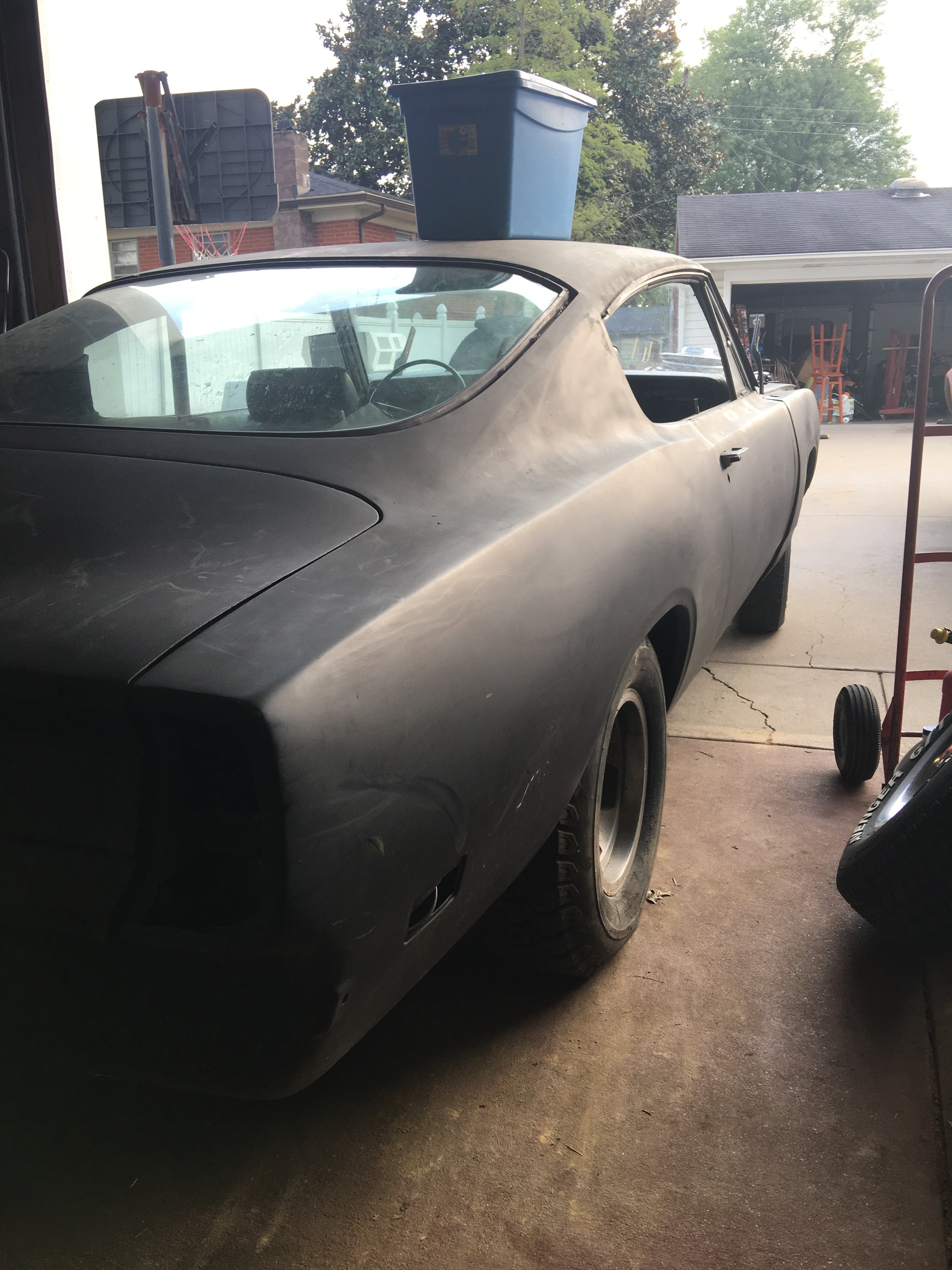 For Sale 1969 Barracuda Formula S 340 For A Bodies