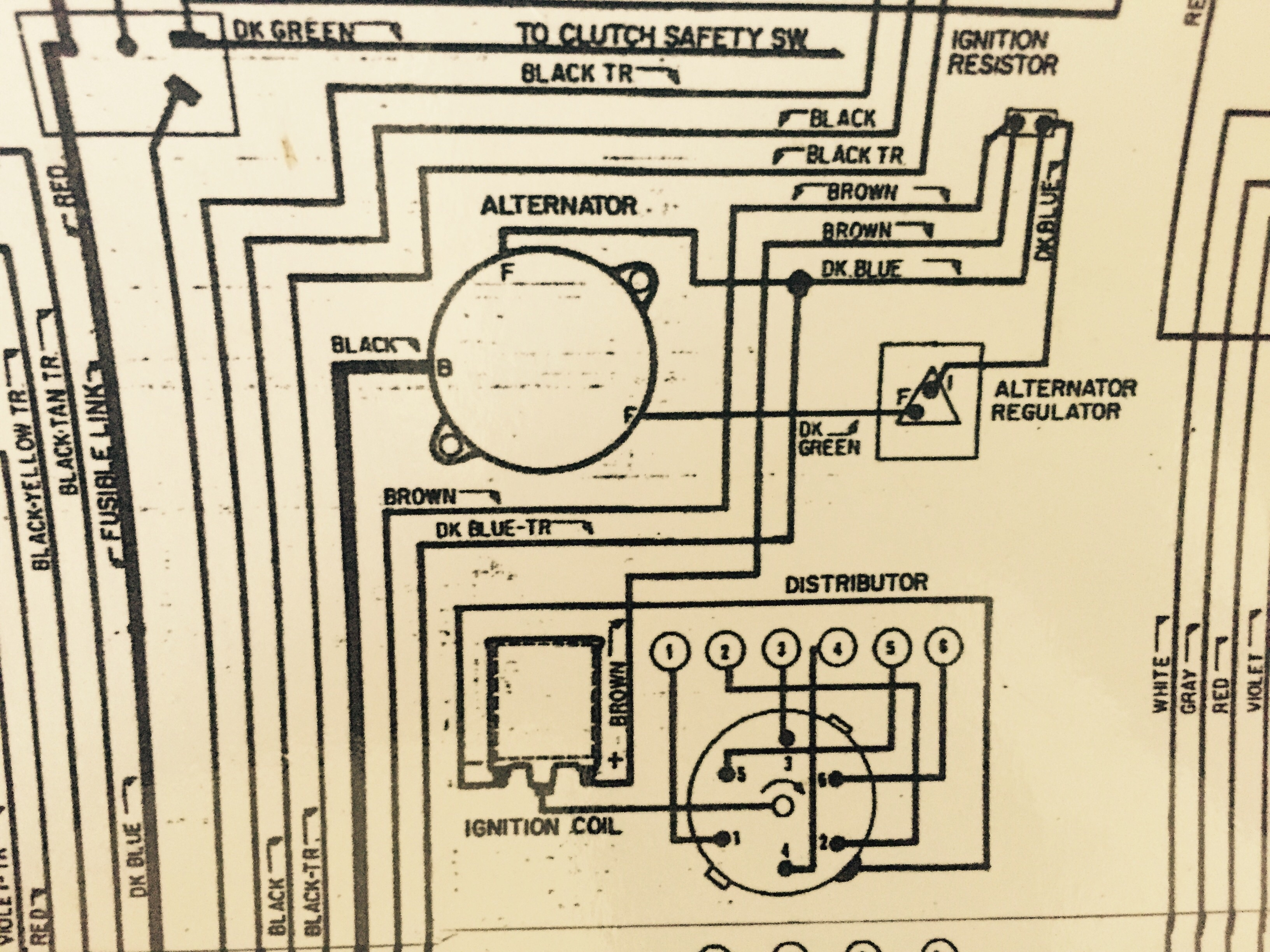 Ecore Coil Wiring Gm Opinions About Diagram Ls1 Harness Hei Conversion Help Page 2 For A Bodies Only Mopar Forum Rh Forabodiesonly Com Ignition Chevy 350