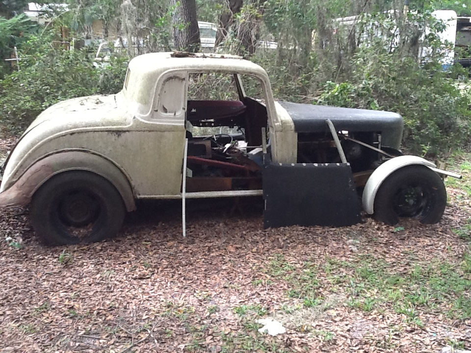 [FOR SALE] - 1933 plymouth 5 window coupe project | For A Bodies Only Mopar Forum