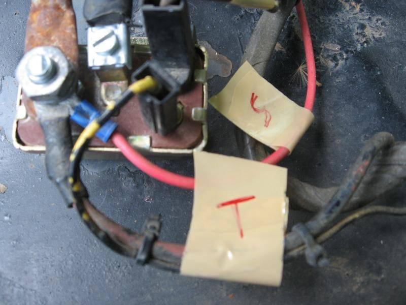 72 dart wiring harnesss