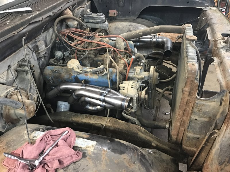 [FOR SALE] - Dodge d/w series small block turbo headers | For A Bodies Only Mopar Forum