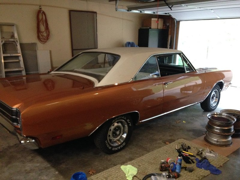 For Sale 1969 Dodge Dart Gts For A Bodies Only Mopar
