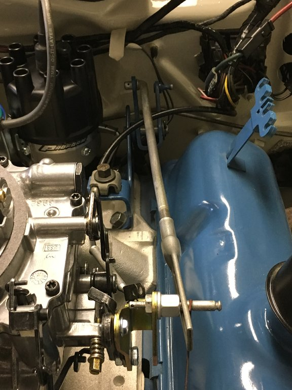 Throttle Linkage Kickdown Bracket Questions For A Bodies