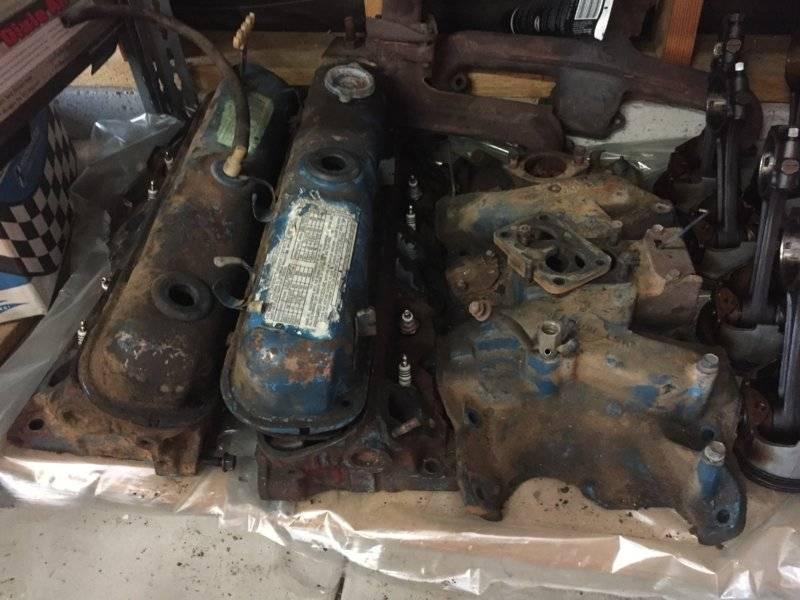 FOR SALE] - Rare 1971 Dodge 360 V8 Engine | For A Bodies