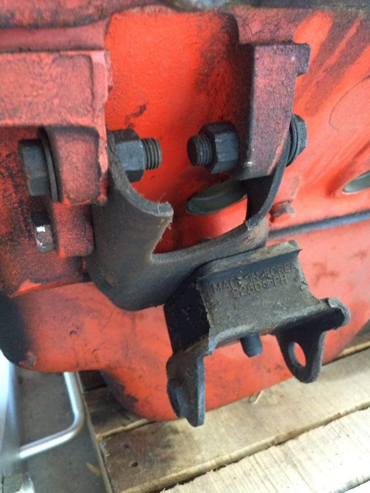 What Is Mopar >> La 318 mount don't fit 5.9 magnum. | For A Bodies Only ...