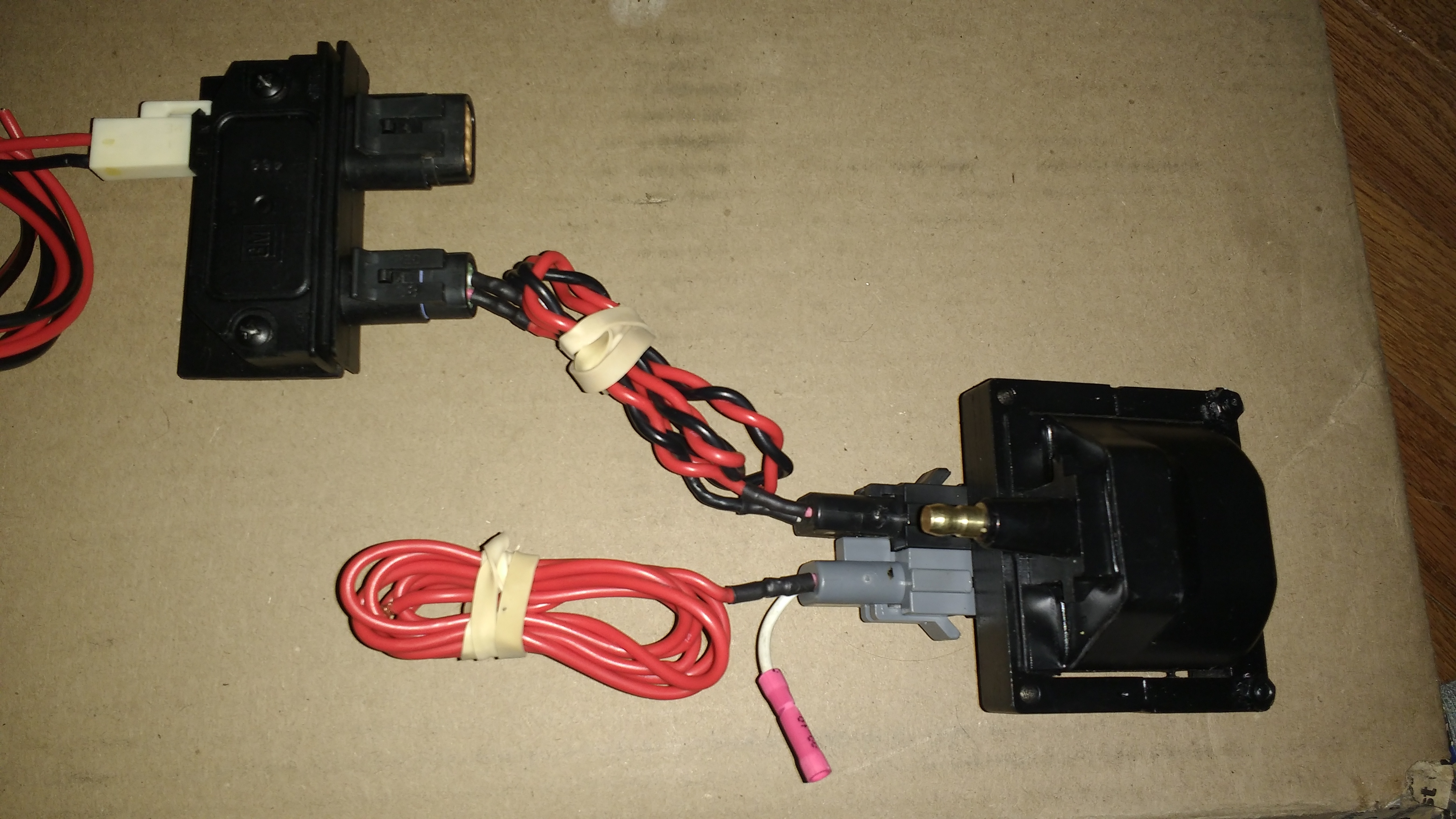 Electronic Ign Hei Ballast Delete Wiring For A Bodies Only Mopar In Gm Img 20160612 212106763