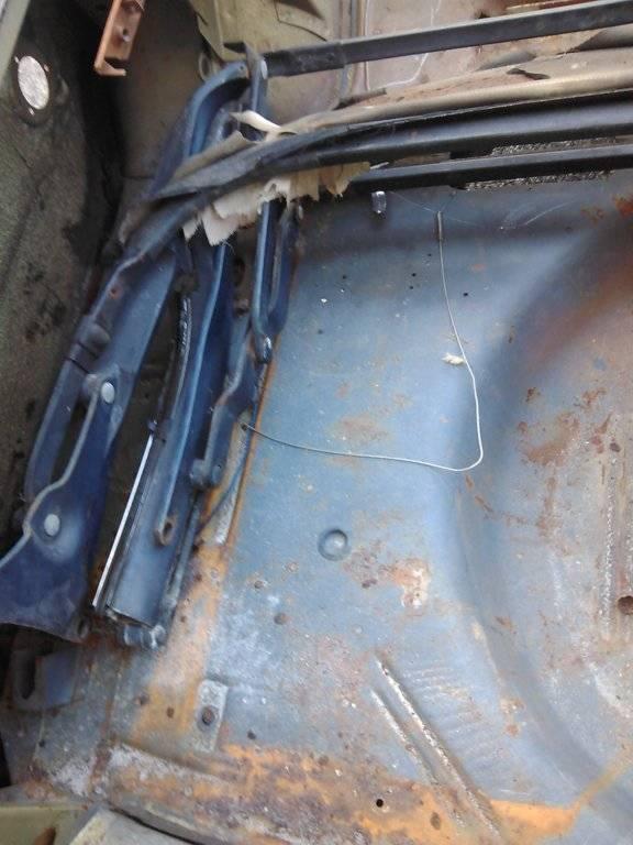 65 Dodge Dart Floor Pans How To Replace Floorpans My 74