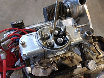 FOR SALE] - Torqstorm Supercharger & blowthru Carb | For A Bodies