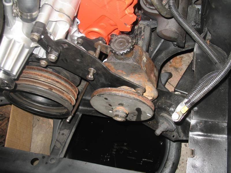 Power Steering Pump Bracket Info  Engine Conversion