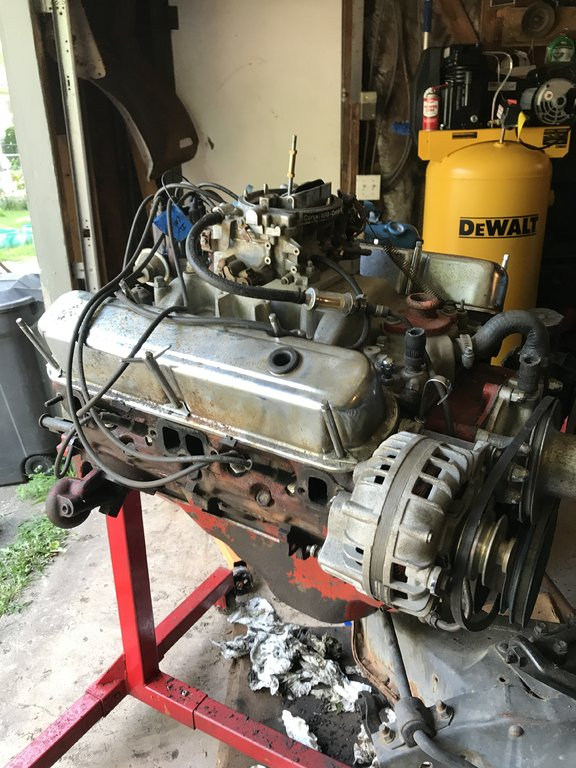 FOR SALE - 1968 318 engine | For A Bodies Only Mopar Forum