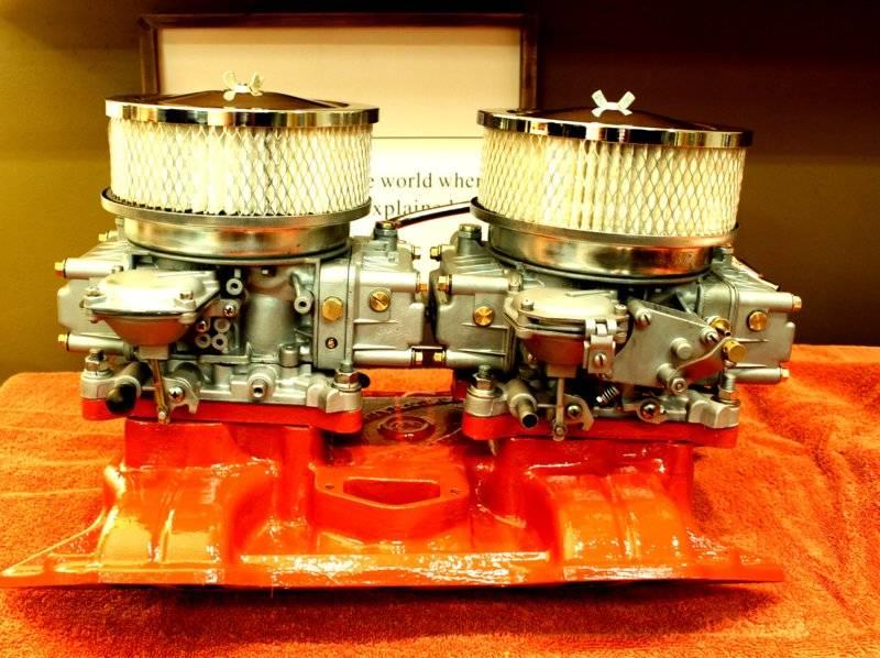 For Sale: Dual Quad Holley 4160s, 600 cfm, total rebuild w