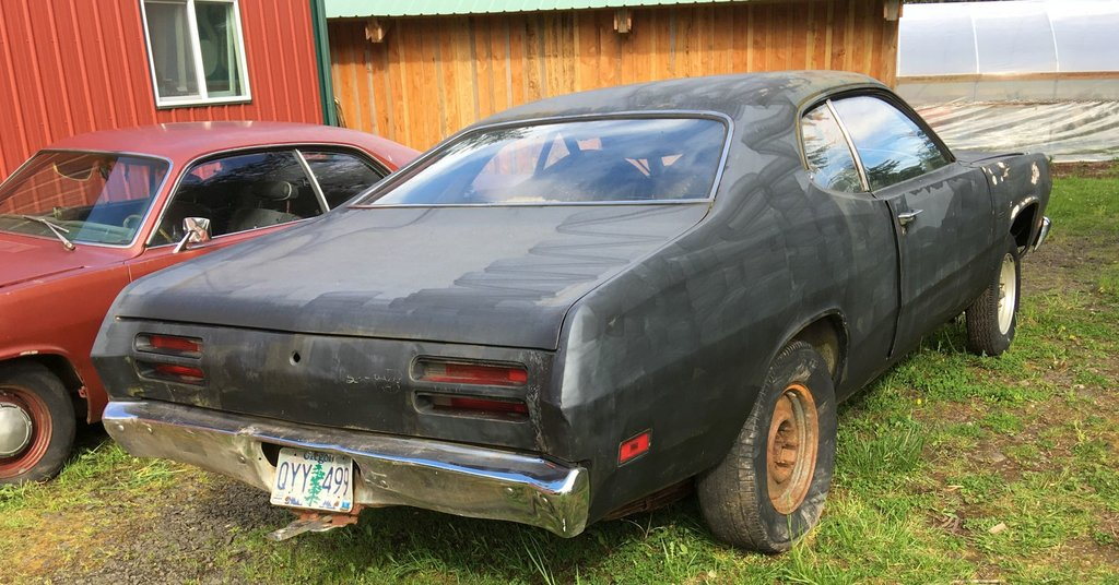 FOR SALE] - 1971 Plymouth Duster For Sale - 440 Big Block, 65-67 B ...