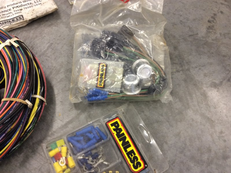Phenomenal Sold New Painless Mopar Wiring Harness For A Bodies Only Mopar Wiring Digital Resources Unprprontobusorg
