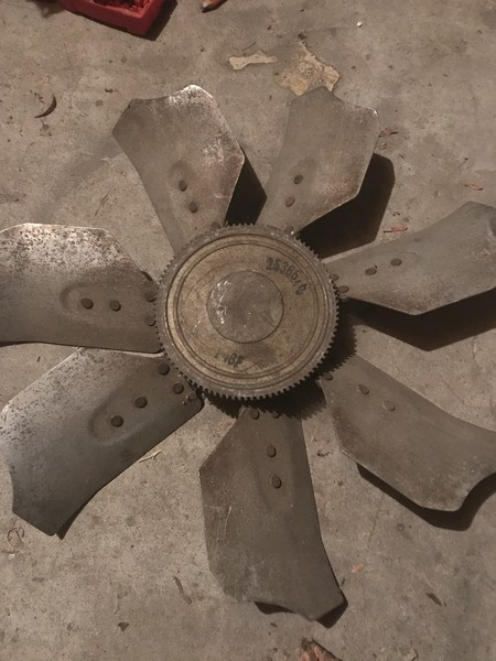 5 Blade Vs 7 Blade Clutch Fan For A Bodies Only Mopar Forum